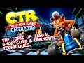 Crash Nitro Fueled - The Topic Of ''Illegal'' Shortcuts & Secret Techniques - Sacred Fire