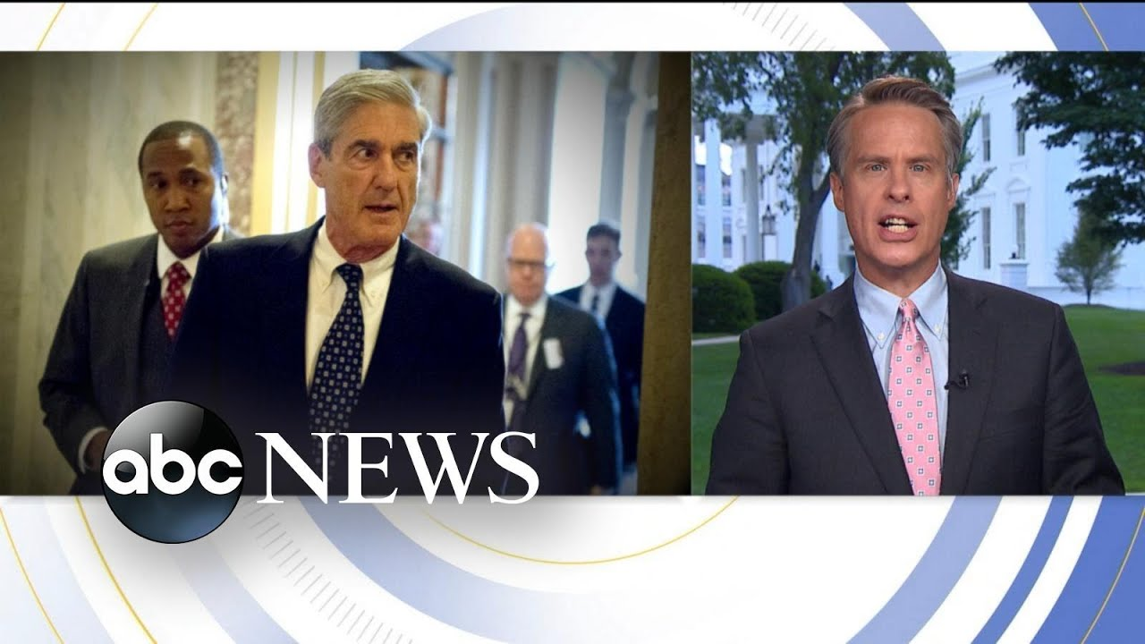 ABC News:Key Mueller probe evidence to go to Congress