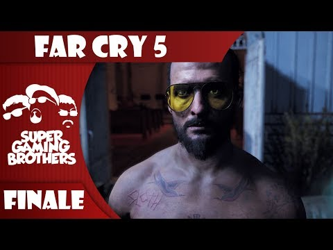 SGB Play: Far Cry 5 - Finale | It Ends Here, Father thumbnail