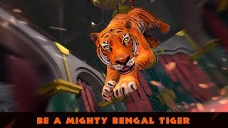 🐅Wild Jungle Tiger Fighting: Real Kung Fu Battle-Борьба Тигр Дикие джунгли-By Virtual Animals World
