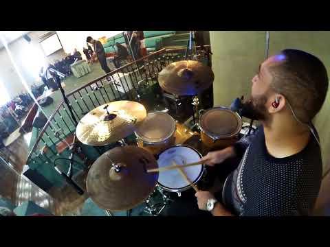 Ainda que a figueira - Jp Motta | Drumcam Lucas Gonçalves (GROOVE))