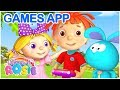 Fun cartoons for kids | Free Games App for Kids | Everythings Rosie