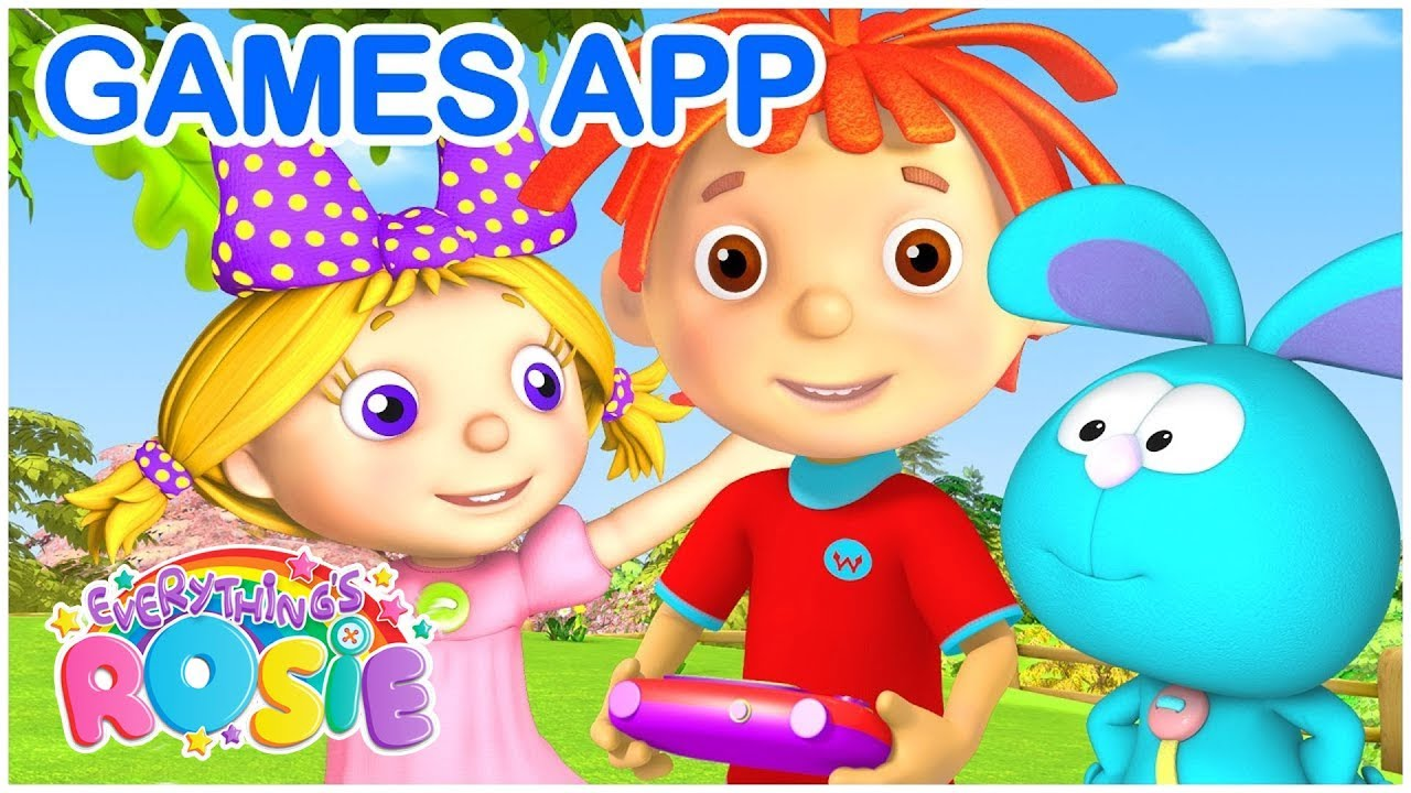 cartoon for kids fun games app for kids free download