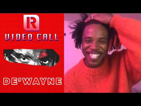 DE'WAYNE On Waterparks Collab, 'FANDOM' Tour, Point North & 'National Anthem' - Video Call With 'Rocksound'