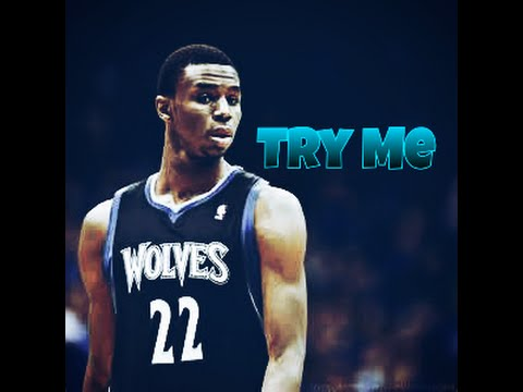 Andrew Wiggins mix - Try me ᴴᴰ