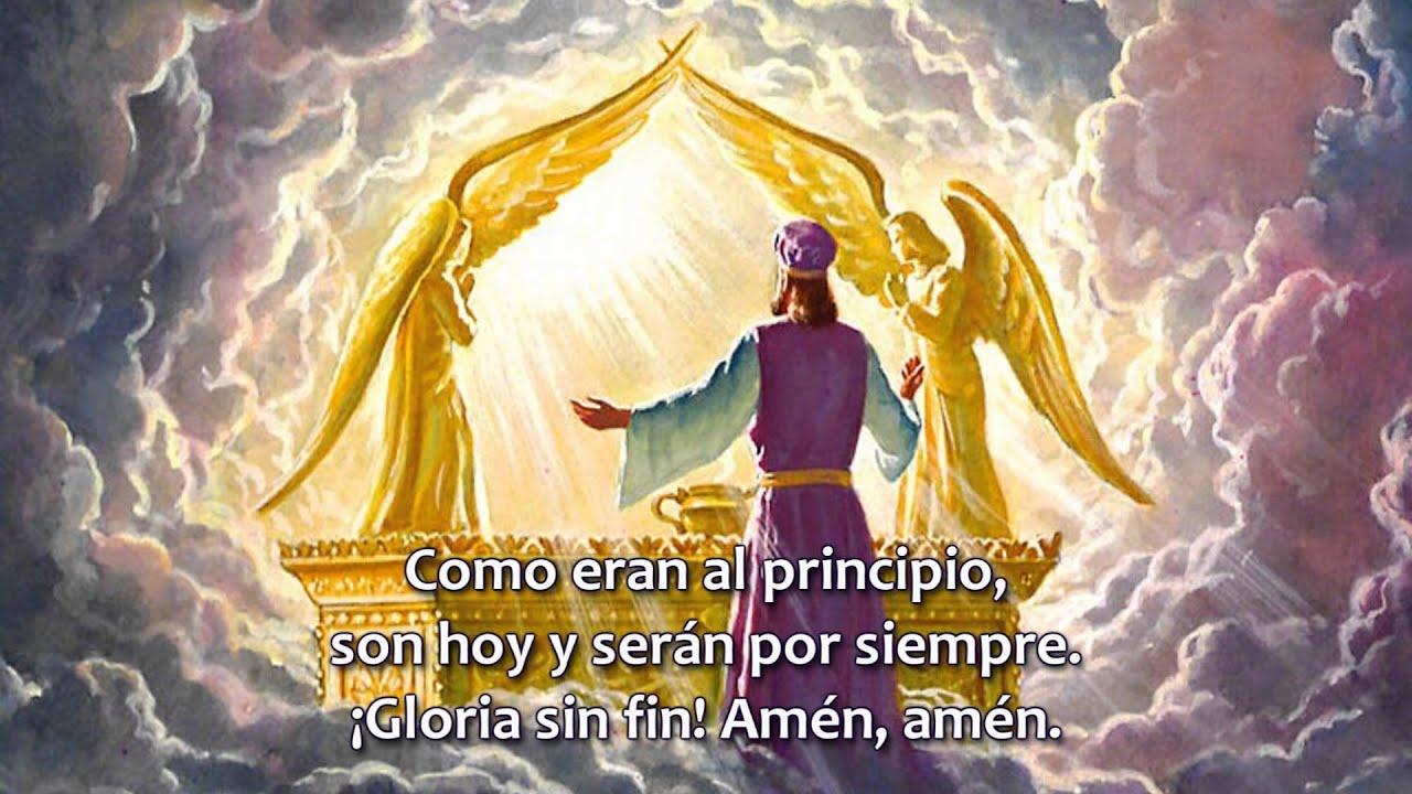 Himno N0 021 - Gloria sea al Padre