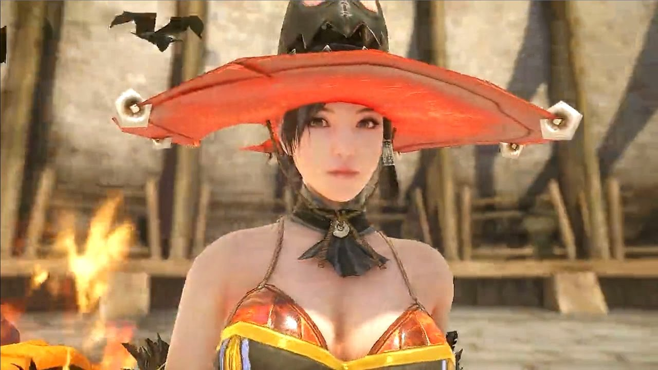 monster hunter online - new halloween costumes next update - youtube