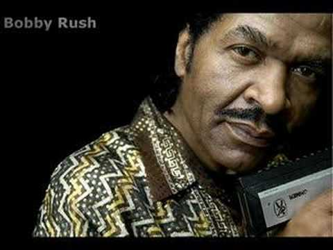 "Bobby Rush - Night Fishin' ""www.getbluesinfo.com"""