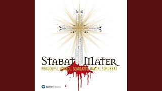 """Stabat Mater, D 383: I. """"Jesus Christus schwebt am Kreuzel"""""""