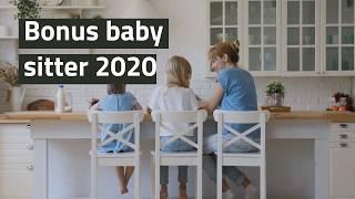 Bonus baby sitter 2020: a chi spetta e come fare richiesta