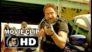 DEN OF THIEVES Exclusive Movie Clip - We Got Em Pinched (2018) Gerard Butler Action Movie HD