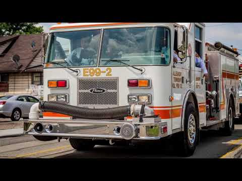 Allegheny Township Fire Company 2018