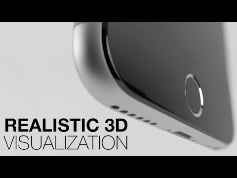 Iphone 7 3D CGI Product Animation Rendering (Personal Project)