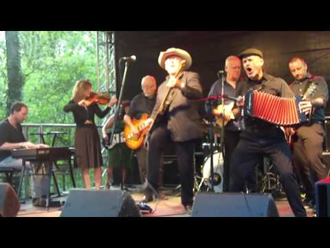 Mini-Mekons & Dick Taylor - Memphis Egypt  (live at Rhythmtree Festival)