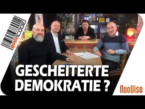 Gescheiterte Demokratie? - BarCode mit Ralf Flierl und Raymond Unger