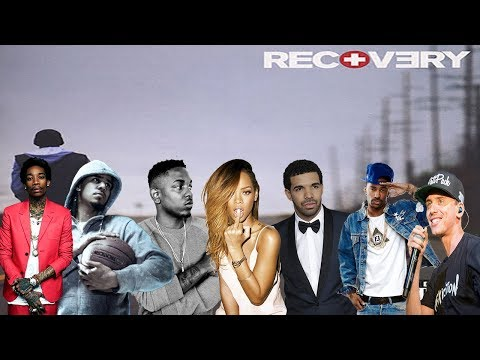 Celebrities Talk About Eminem (Rihanna, Drake, Kendrick Lamar, J. Cole & more)