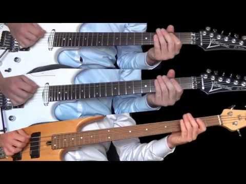 Mickael Jackson - Beat it (Guitar & Bass cover)
