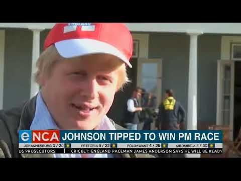 Boris Johnson tipped to become next UK PM