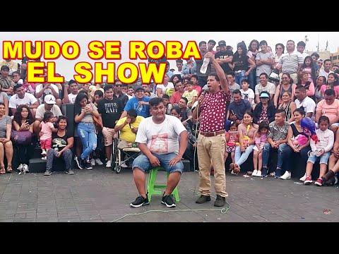 MONO PAVEL - MUDO SE ROBA EL SHOW