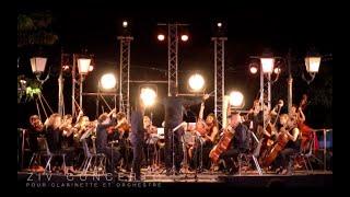 """Download Mp3 """"ZIV CONCERTO"""" pour clarinette et orchestre - Samuel Strouk"""
