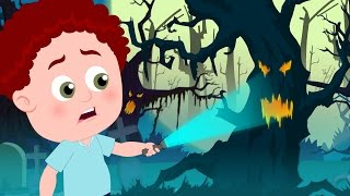 Schoolies | Scary Woods | Nursery Rhymes | Kids Songs | Baby Rhyme