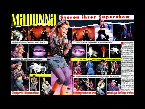 Madonna LIVE at The Radio City Music Hall in NYC 6/6/1985 (COMPLETE/REMASTERED)
