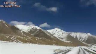 beautiful Silk Road Khunjerab Pass | Tourism In Pakistan.