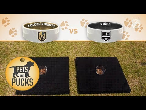 Puppy Playoff Predictions: Golden Knights vs. Kings