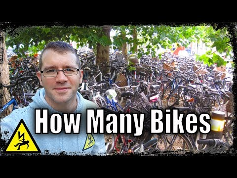 Bicycle Graveyard Discovered In Cambridge While Magnet Fishing