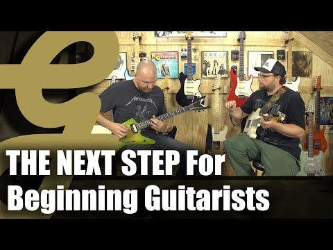 Moving Past Beginning Guitar with Big John Hickok