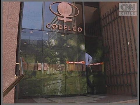 AngloAmerican demandó a Codelco por incumplimiento de contrato