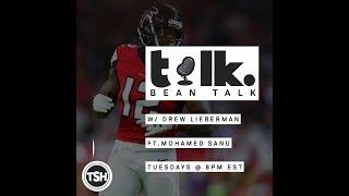 Bean Talk #001 - Q+A w/ Mohamed Sanu (Atlanta Falcons)