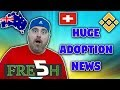 HUGE Adoption News  Retailers Accepting Crypto  Craig ...
