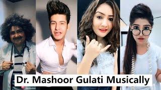 Dr. Mashoor Gulati Funny Musically | Sunil Grover | The Kapil Sharma Show