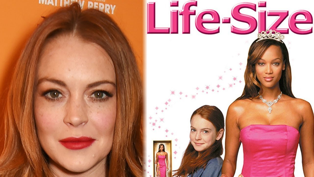 Tyra Banks CONFIRMS Lindsay Lohan Will Appear in Life Size 2?