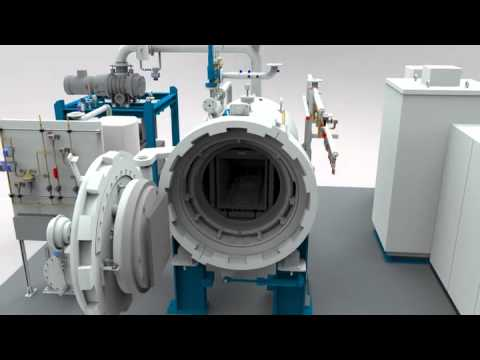 Pva Tepla Ag Heat Treatment Vacuum Furnace Youtube