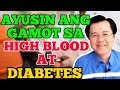 Ayusin ang Gamot sa High Blood at Diabetes - ni Doc Willie Ong #459