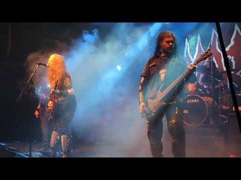VADER live in Montevideo, Uruguay - MMBox (21/5/2018)