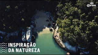 Inspiração da Natureza - Fazendo Música com a banda Gelpi na Praia do Cação, SC