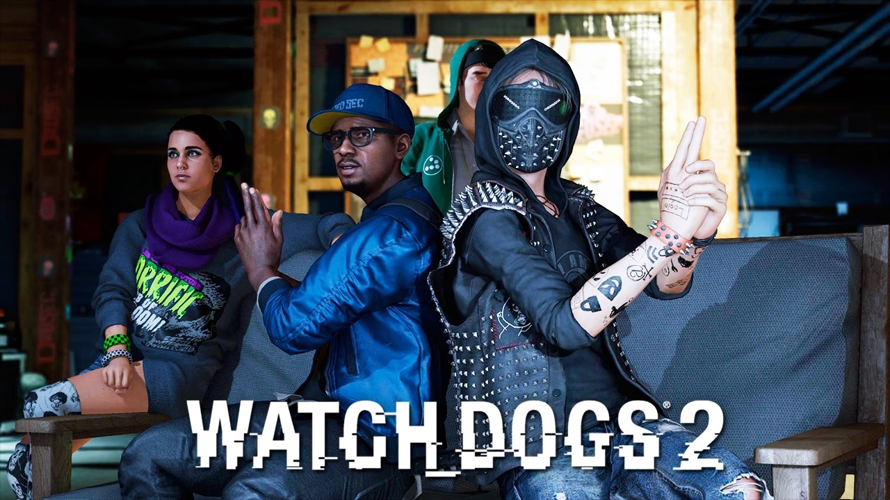 Watch Dogs 2 Lets Play  Gameplay  YouTube