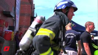 Lacrosse and The Ultimate Firefighter Competition