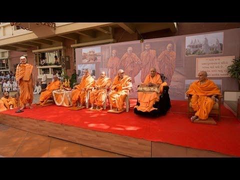 Guruhari Darshan 7 Mar 2013, Ahmedabad, India