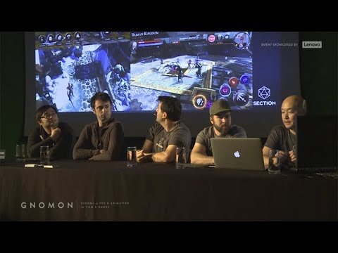 The Art Of Rival: Crimson X Chaos With Section Studios At Gnomon