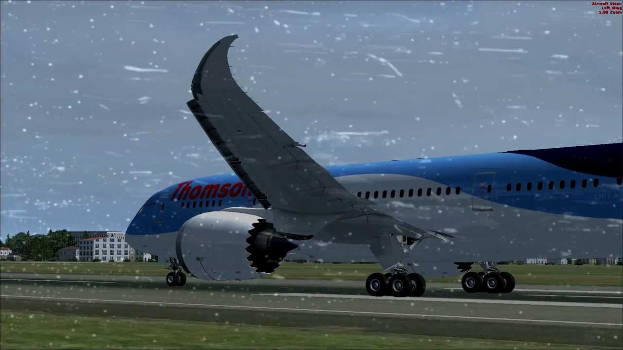 Aerosim Boeing 787 fsx download full