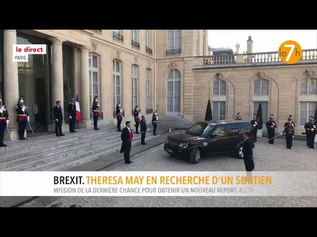 Le Direct Brexit. Theresa May en recherche d'un soutien