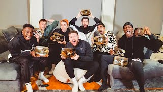 SIDEMEN OPEN 10 MILLION SUBSCRIBER DIAMOND PLAQUES