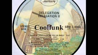 "Delegation - Feels So Good (Loving You So Bad)  "" Disco-Funk 1981 """