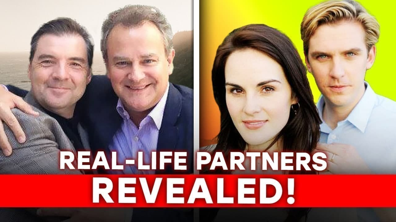 Download Downton Abbey Upstairs: The Real-life Partners Revealed | ⭐OSSA