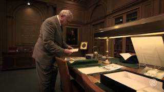 Inside the New York Public Library: The Berg Collection
