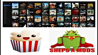POPCORN TIME STREAMS MOVIES AND TV SHOWS FREE ANDROID APK  AND PC LINKS HD